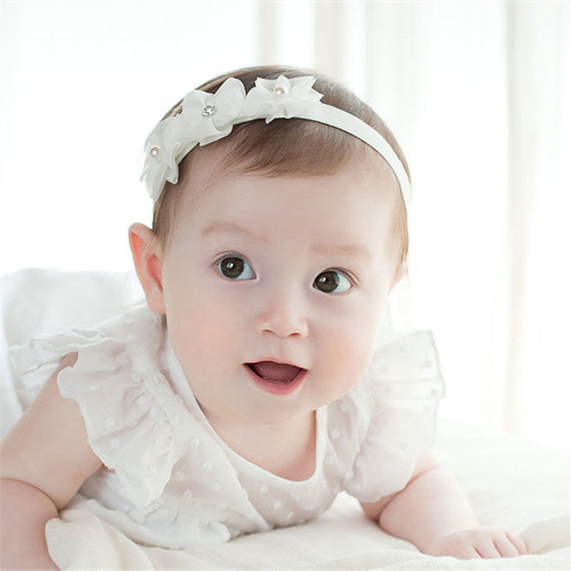 Baby/Kids Elastic Headbands A323G2L
