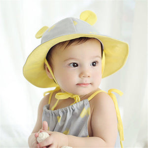 Baby Toddler Sun Protection Hat A3245M