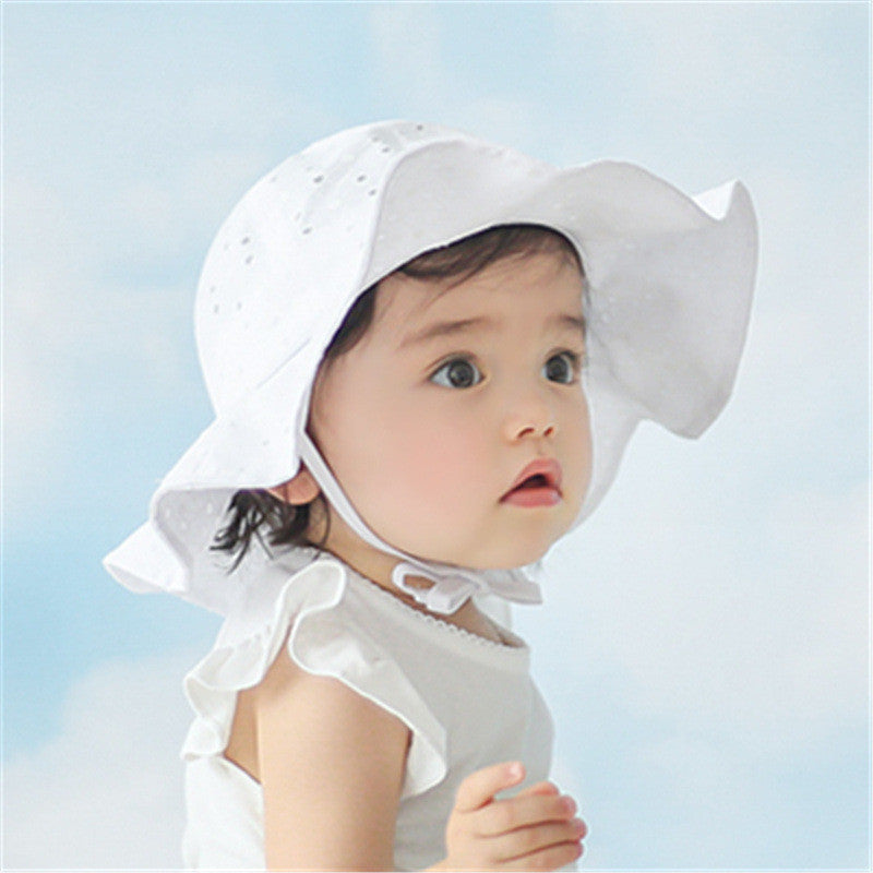 Baby Toddler Sun Protection Hat A3246A