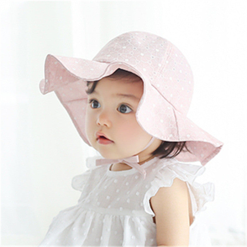Baby Toddler Sun Protection Hat A3246B