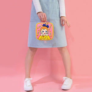 Kids Pink Handbag by BENTOY K302D
