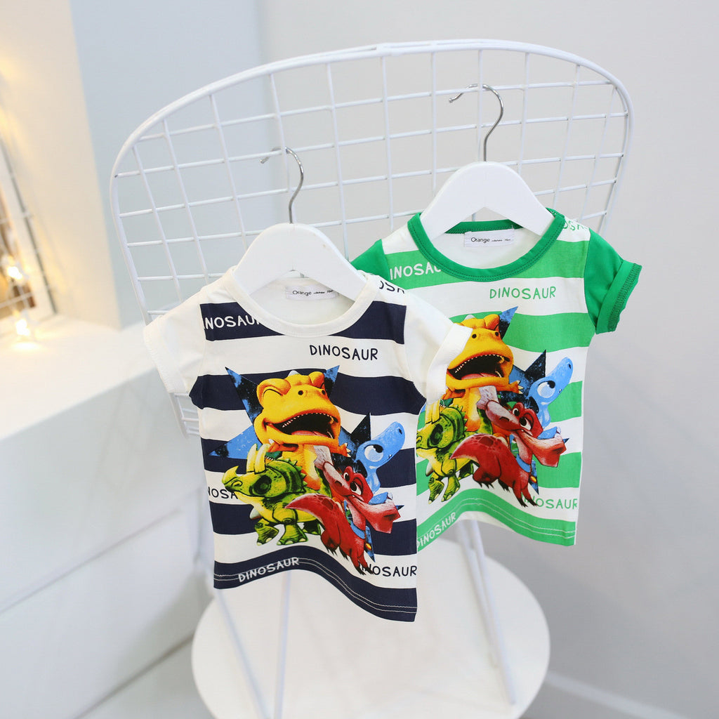 1-3Y Boys Short-sleeve Shirt A10484I