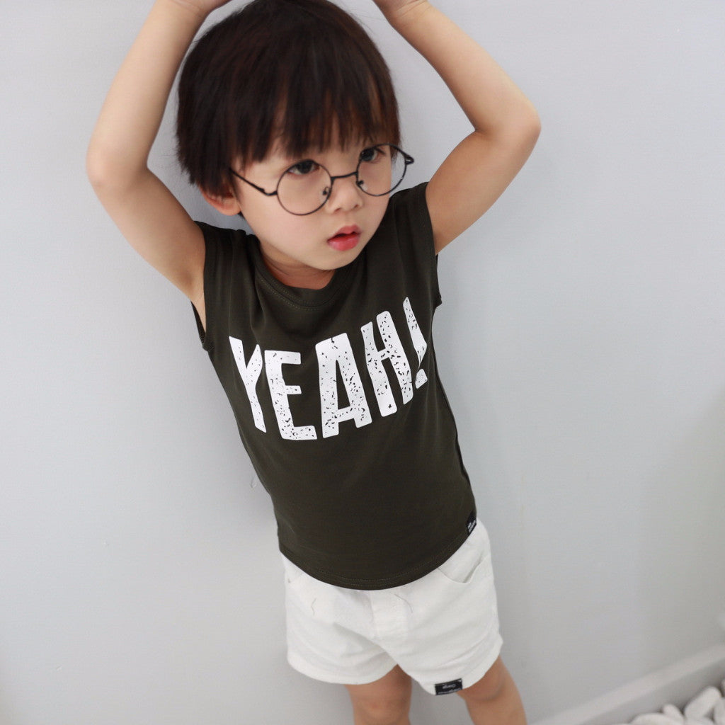2-7Y Boys Short-sleeve Shirt A10473M