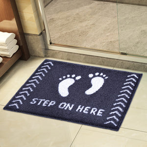 STEP ON HERE Floor Mat H822B