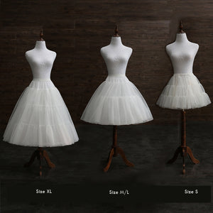 2-12Y Petticoats Can Can G2501A