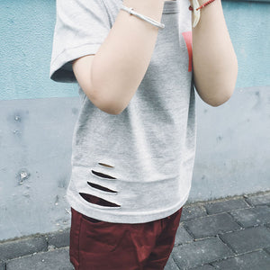 2-8Y Boys Short-Sleeve Shirt A1043L