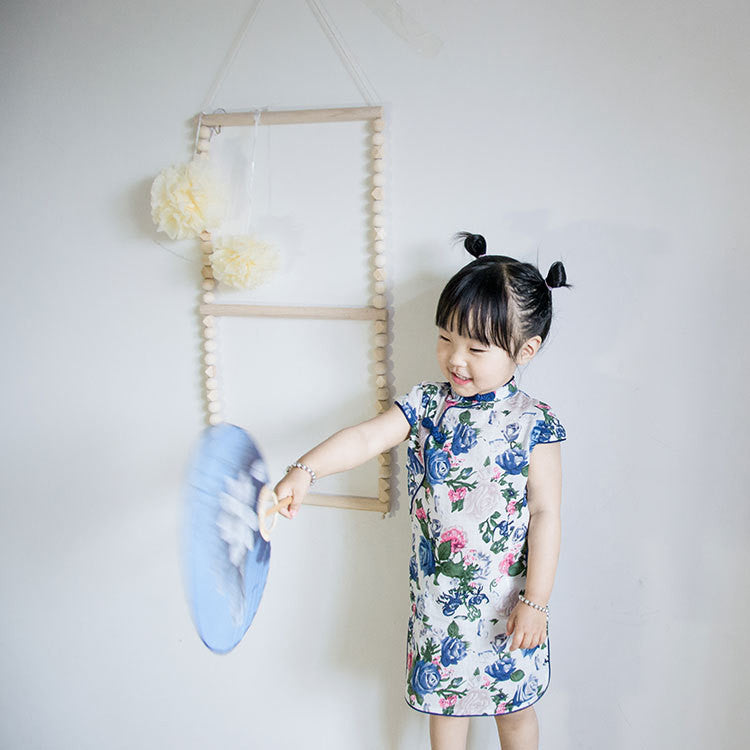 1-8Y Girls Cheongsam Dress A200C17K