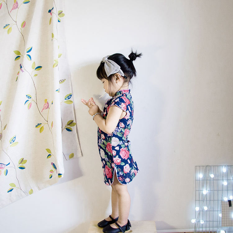 1-8Y Girls Cheongsam Dress A200C17L