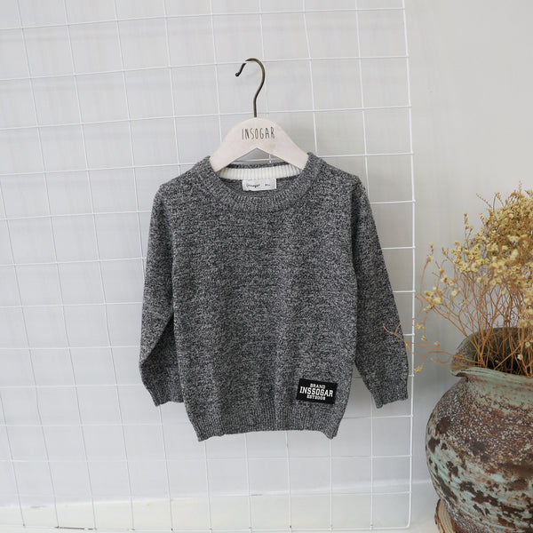 1-5Y Boys Long-Sleeve Sweater A108I