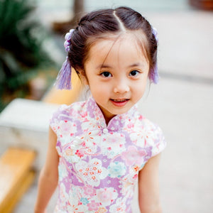 1-8Y Girls Cheongsam Dress A200C18G