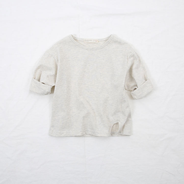 2-10Y Boys Long-Sleeve Shirt A1043K