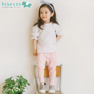 1-5Y Bebezoo Kids Pants A1036C