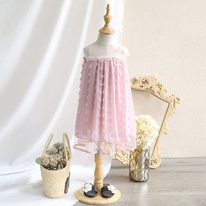 2-8Y Kids Elegant Princess Dress G20123L