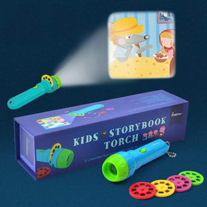 Mideer Kids Storybook Torch MD1041A