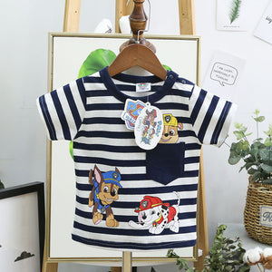 1-6Y Kids Short-sleeve Shirt A10413E