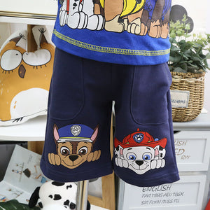 1-7Y Kids Boys Shorts A10312E