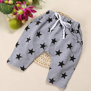 2-8Y Kids Hip-hop Harem Pants A103B