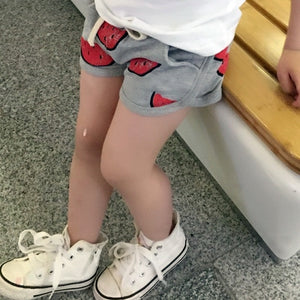 2-8Y Kids Watermelon Short A103O