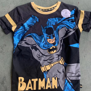 3-10Y Boys Short Sleeves Batman Shirt A10431E