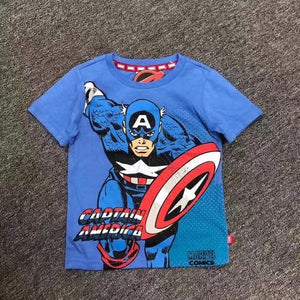 Captain America Superhero T-shirt A10432D