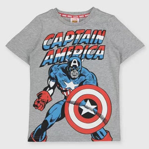 Captain America Superhero T-Shirt A10434D