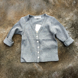 1-4Y Boys Cardigan Jacket A108G