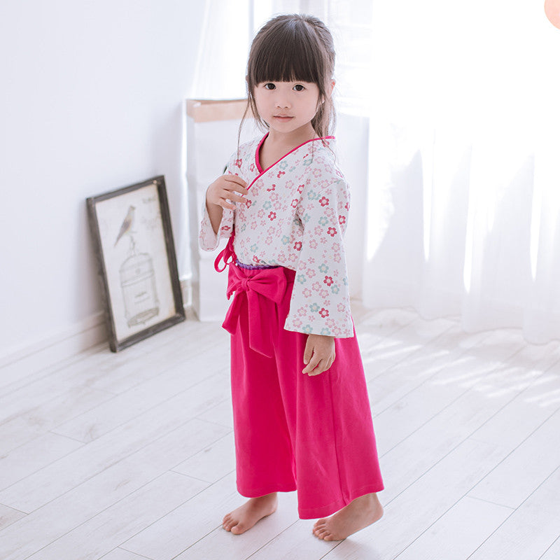1-6Y Girls Cheongsam Top A200C2H