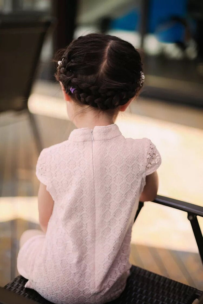 2-6Y Girls Cheongsam Dress Kids Cheongsams A200CN