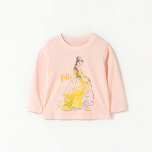 Girls Princess Long Sleeves Top A20218G
