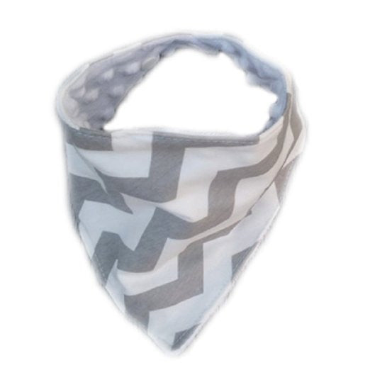 Love Baby Handmade Baby Bandana Drool Bib with Adjustable Snaps A321EF