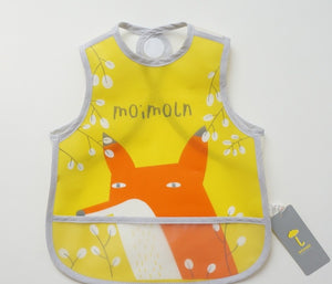 Korean Fashion Moimoln Baby Food Catcher Bib A321MC