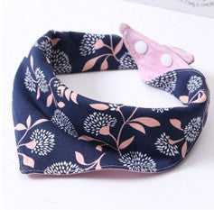 Baby Bandana Drool Triangle Reversible Bibs A321RB