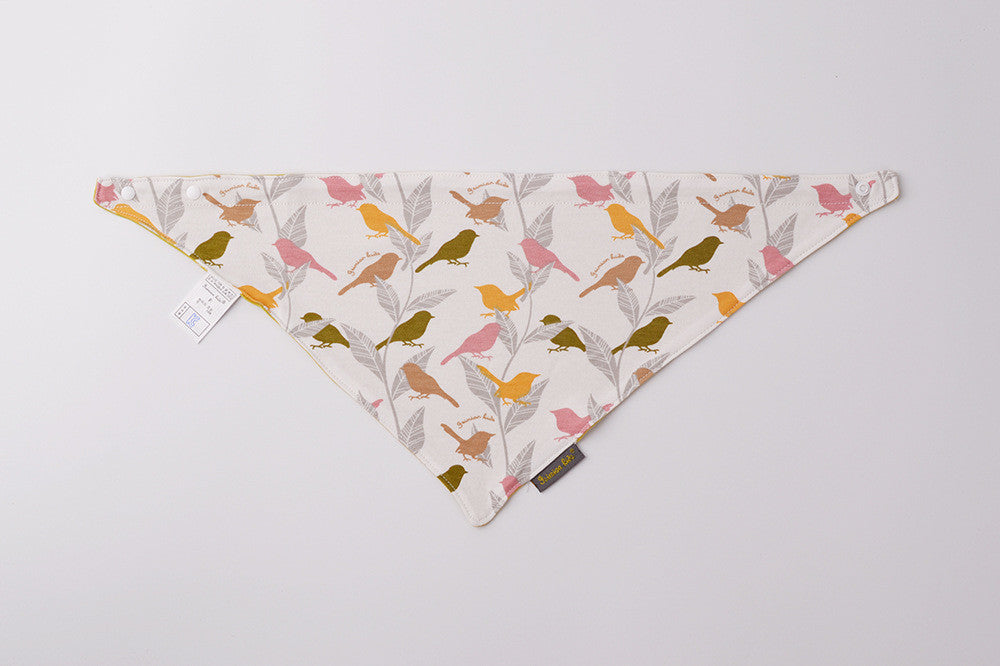 Baby Bandana Drool Triangle Reversible Bibs A321RC