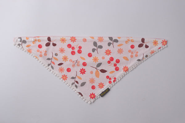 Baby Bandana Drool Triangle Reversible Bibs A321RD