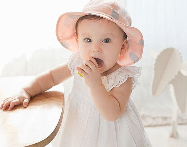 Baby Toddler Sun Protection Hat A3245A