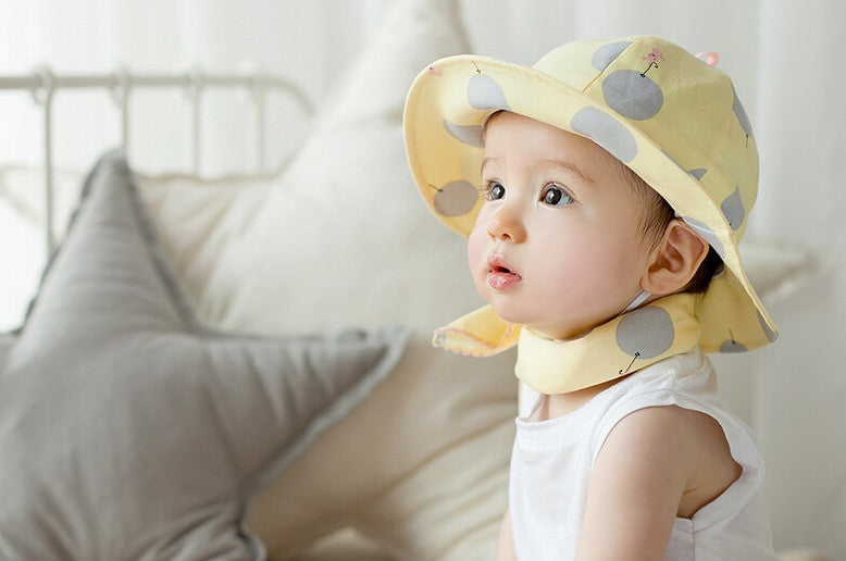 Baby Toddler Sun Protection Hat A3245C