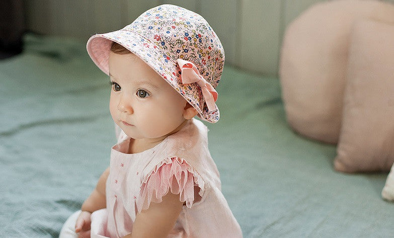 Baby Toddler Sun Protection Hat A3245E