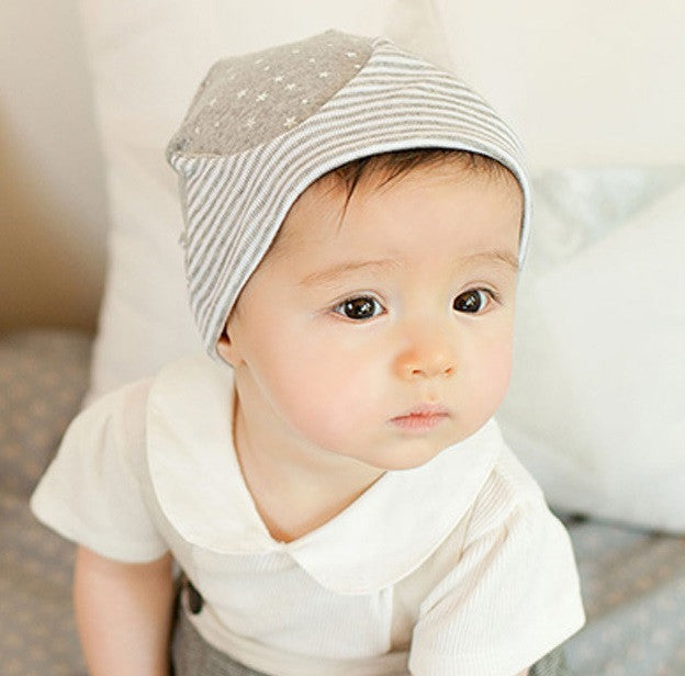Baby/ Toddler Cotton Beanie A3247K