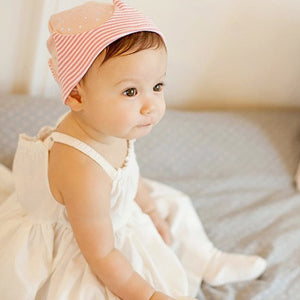 Baby/ Toddler Cotton Beanie A3247L