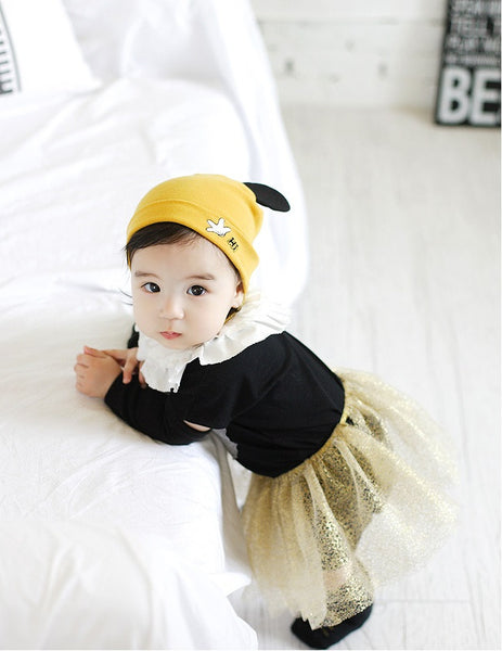 Baby/ Toddler Cotton Beanie A3248B