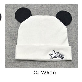 Baby/ Toddler Cotton Beanie A3248C