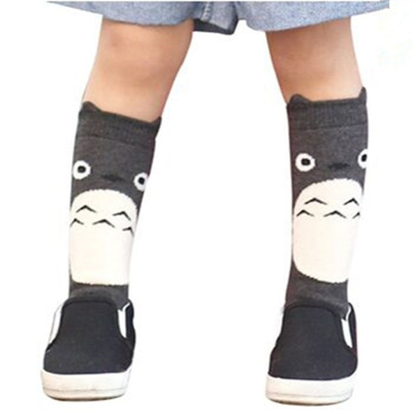 0-4Y Baby/ Kids Knee High Long Socks A3251L1
