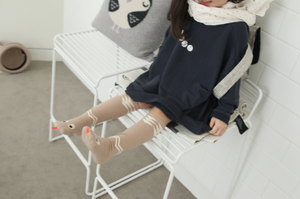 0-6Y Baby/ Kids Knee High Long Socks A3251L13