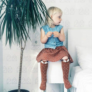 0-4Y Baby/ Kids Knee High Long Socks A3251L6