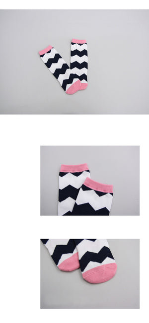 0-4Y Baby/ Kids Knee High Long Socks A3251L11