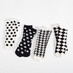 0-4Y Baby/ Kids Knee High Long Socks A3251L12