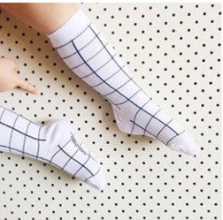 0-6Y Baby/ Kids Knee High Long Socks A3252L1