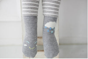 0-4Y Baby/ Kids Knee High Long Socks A3252L15