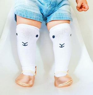 3-6Y Baby/ Kids Knee High Long Socks A3252L3