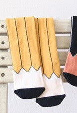 0-4Y Baby/ Kids Knee High Long Socks A3253L18